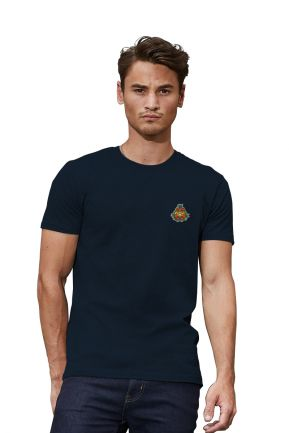 T-shirt uomo manica corta con logo Foody